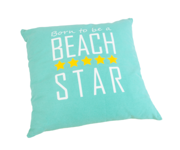 Strandkussen beach star
